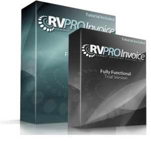 rv invoice writer, invoice and billing program