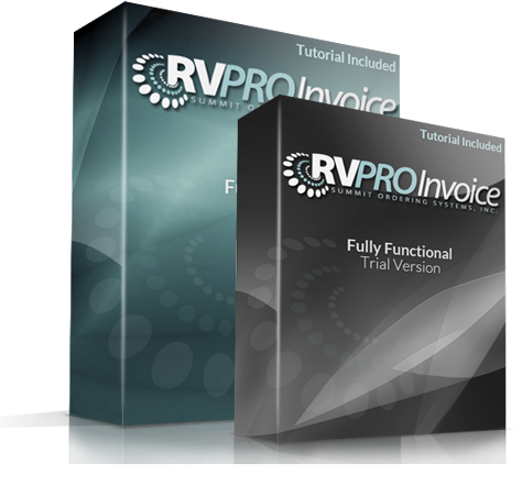 rv invoicing and billing software